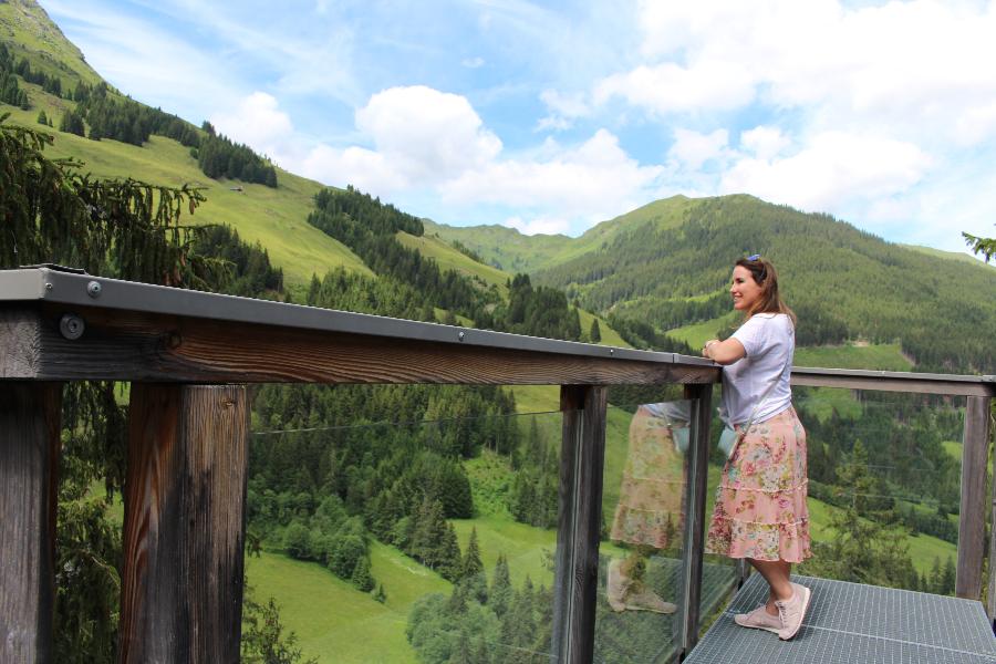 Ausflugstipp für Salzburg – Baumzipfelweg Saalbach Hinterglemm