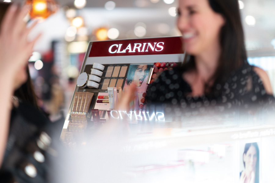 Ein Nachmittag voller Frauenpower – Clarins Beauty Event