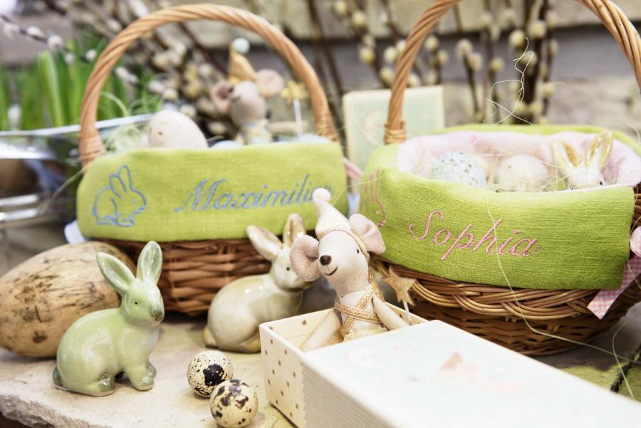 Geschenketipp für Ostern: Osterkörbchen von Felilu + Gewinnspiel