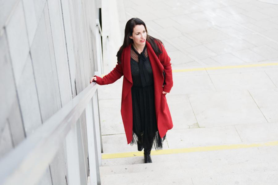 Mein Nikolo-Outfit ;-) … Black Friday Schnäppchen aus Rom