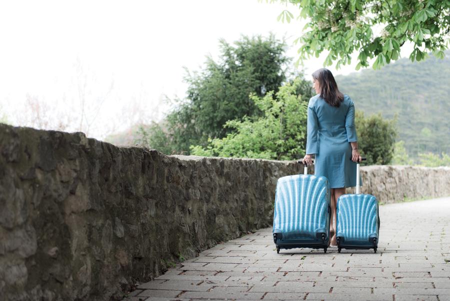 Reiselust …und Flugbegleiter Secrets rund ums Koffer packen
