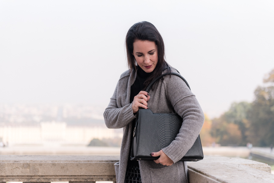 Delieta – die wandelbare Tasche, die jeden Look mitmacht <3