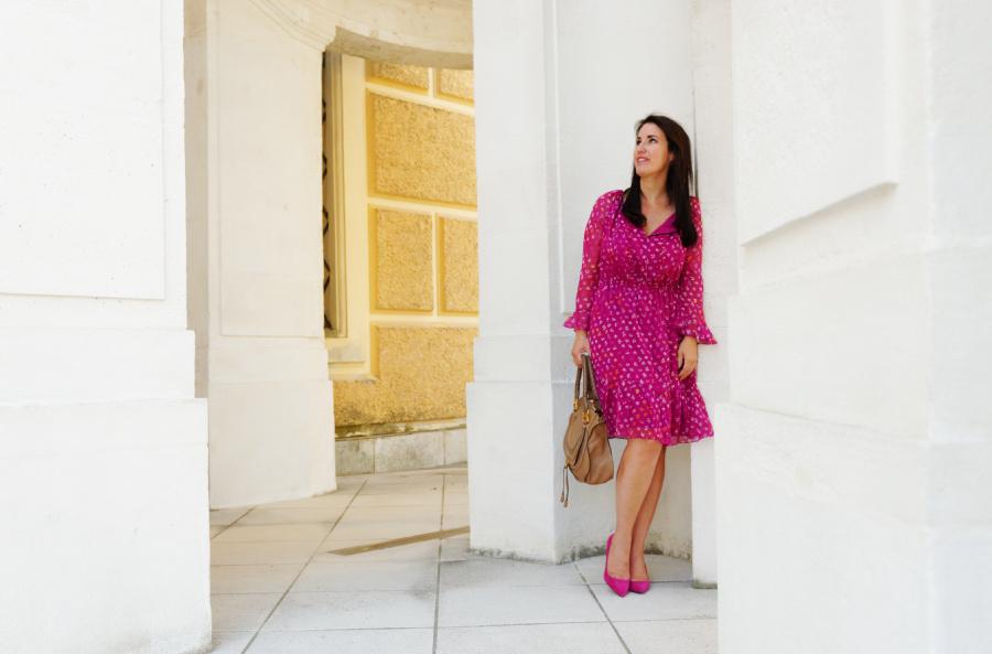 Ein bisschen Farbe im Alltag – mein Gute-Laune-Outfit