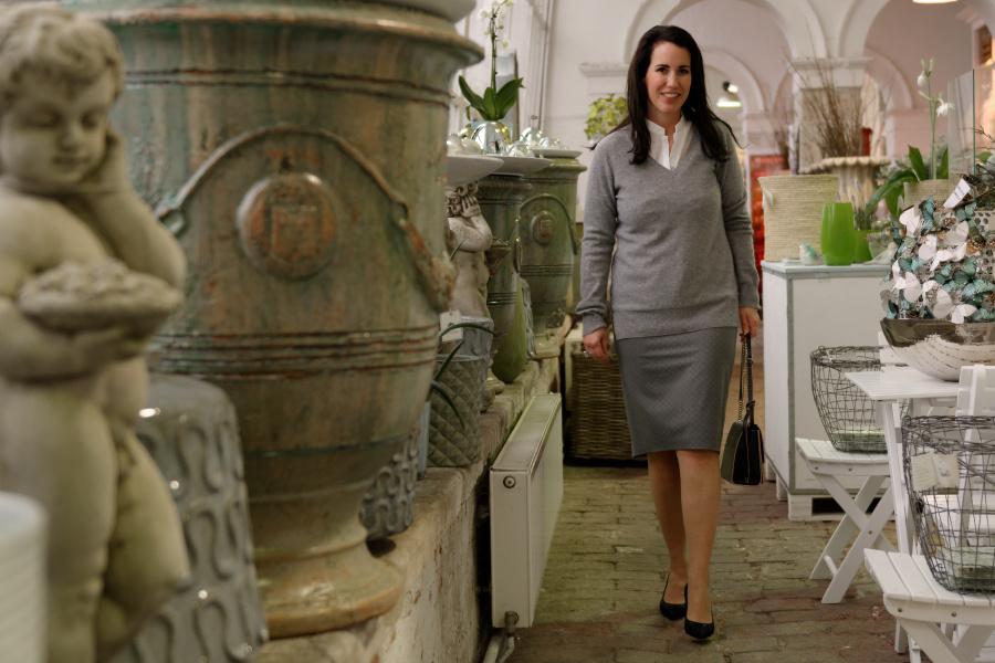 Mein klassisch graues Business Outfit für den Frühling <3