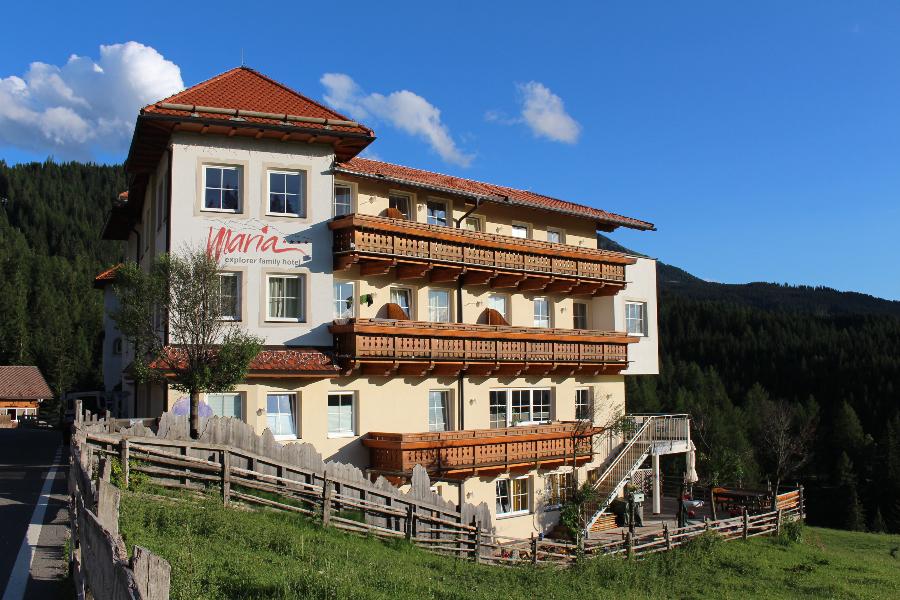 Erster Bikeurlaub mit den Kindern – Hotel Maria in Südtirol