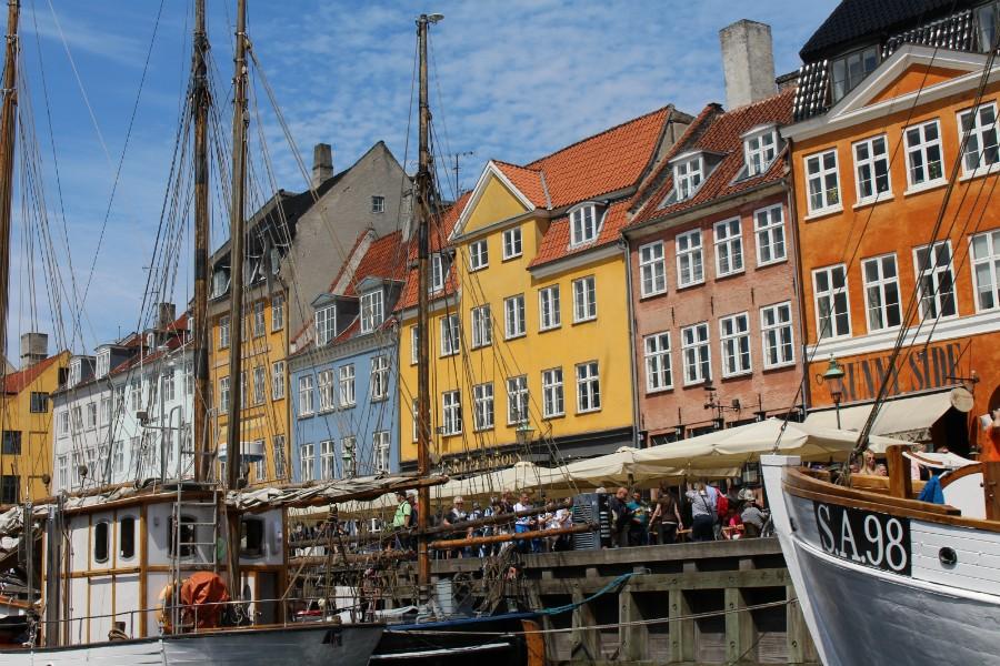 Ich bin verliebt in eine Stadt, die mich verzaubert hat – Kopenhagen <3