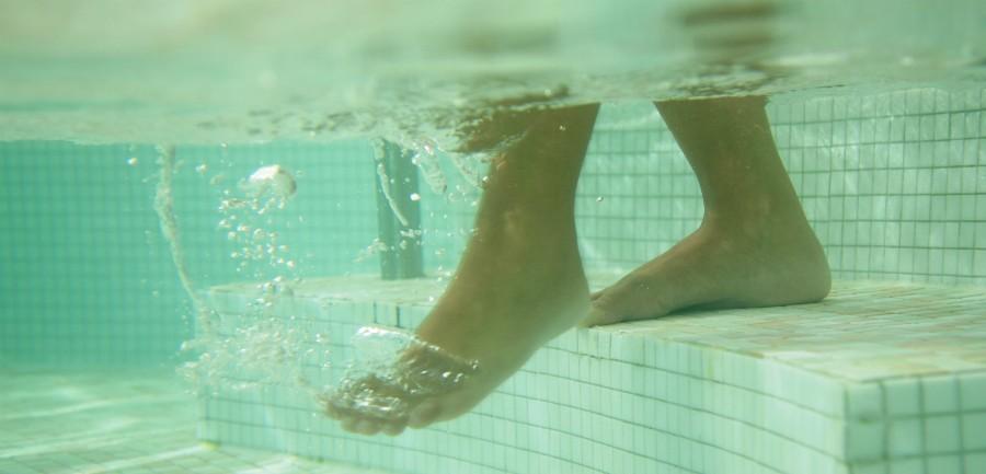 Die Kraft des Wassers – Kneippen im Kurhaus Schärding