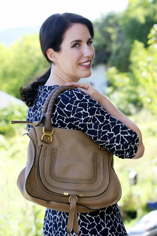 Ich und meine Chloé Marcie Bag Medium