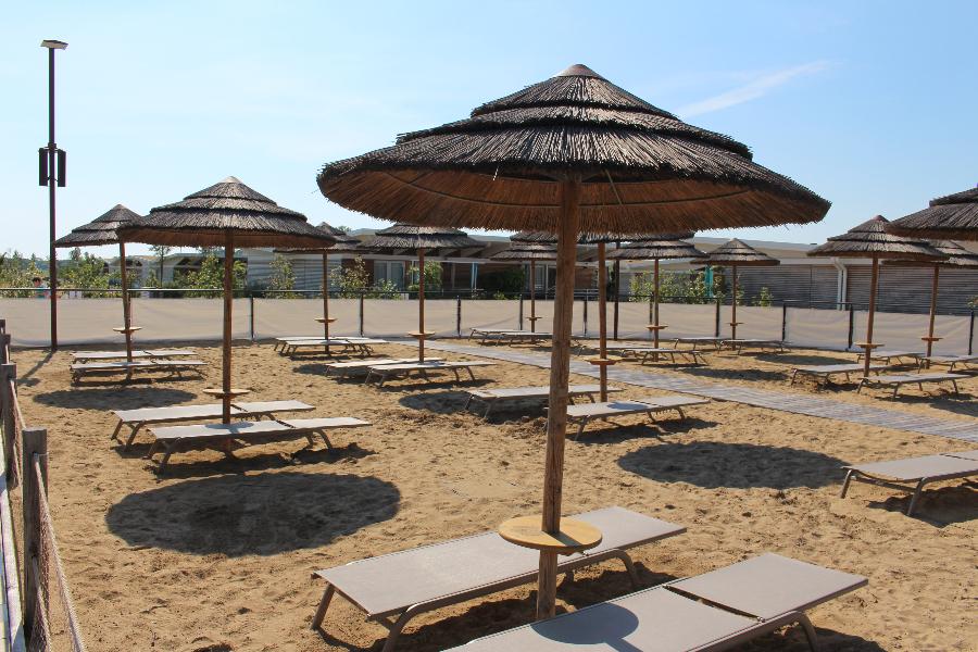 Geheimtipp Lino delle Fate - Eco Village Resort in Bibione
