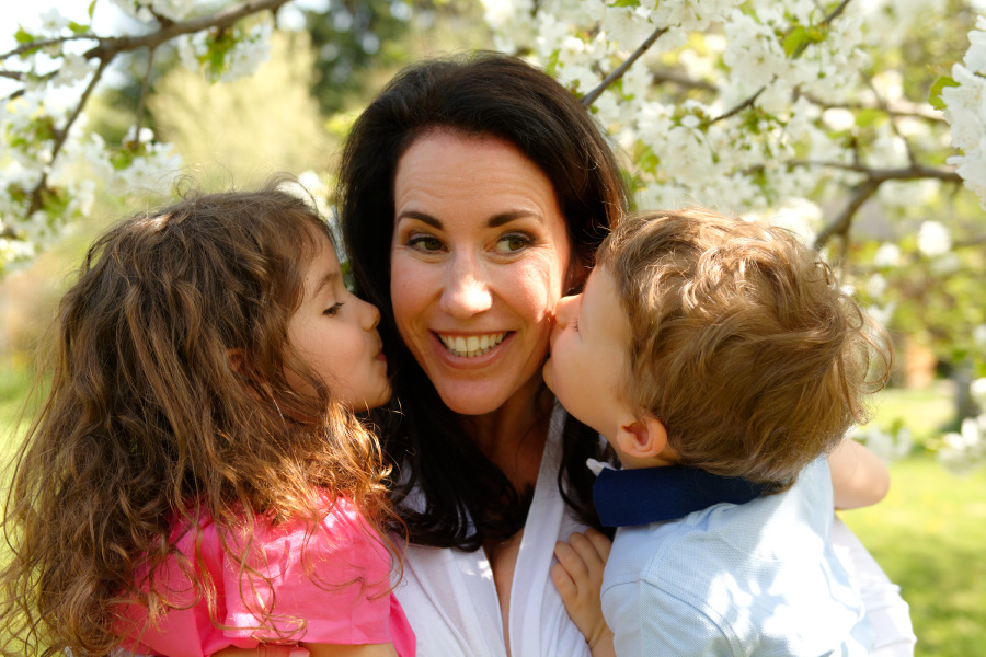 Super-Mamis haben Super-Kids … oder so ;-) …         meine Gedanken dazu