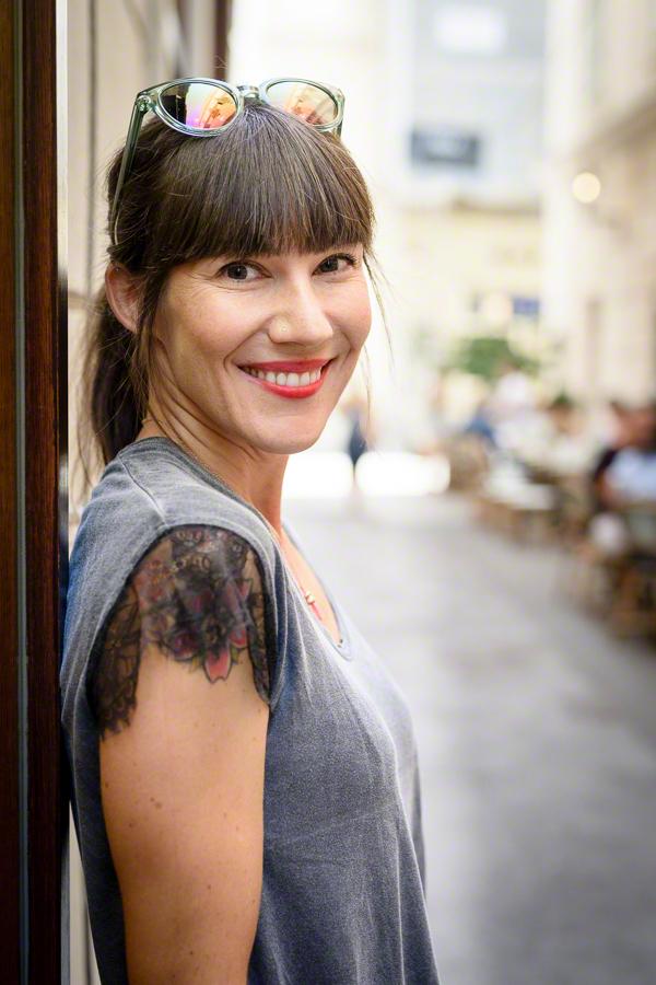 Mit Tamara Lux von nomi im persönlichen Karriere Talk – Tipps inklusive