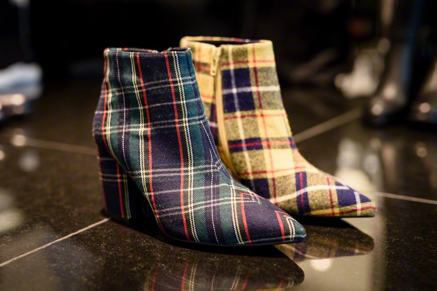 Der große Fashiontalk – Schuhtrends für Herbst und Winter 2018/19