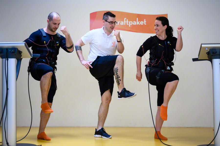 Wie man mit EMS Training Rückenbeschwerden lindern kann