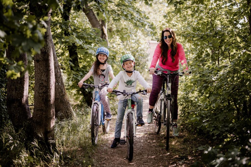 Wie woom Bikes Spaß und Bewegung in unser Leben gebracht hat
