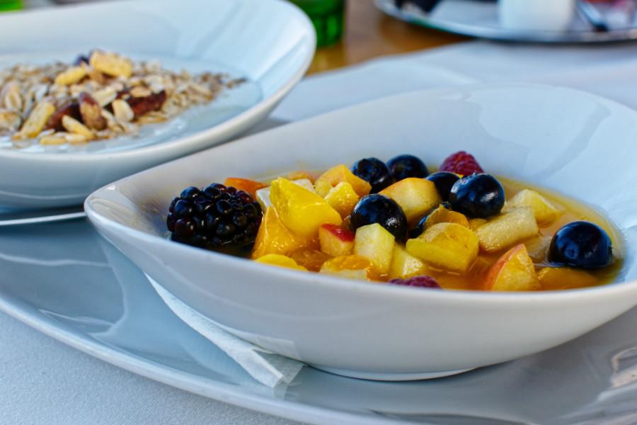 Business Frühstück in der Mole West
