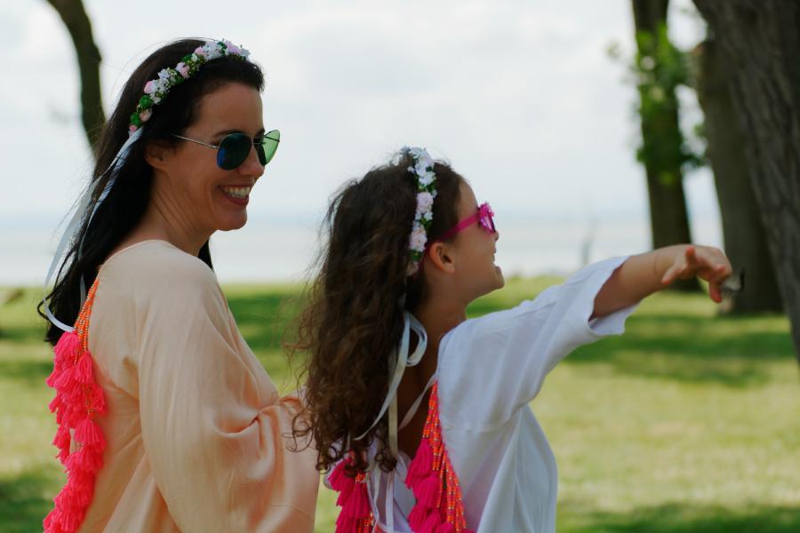 Sundress – mein perfekter Boho Look für mich und meine Kleine <3