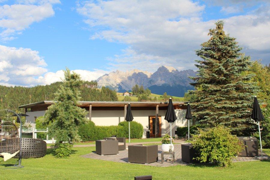 Geheimtipp in Südtirol – Naturhotel Pfösl inmitten der Dolomiten