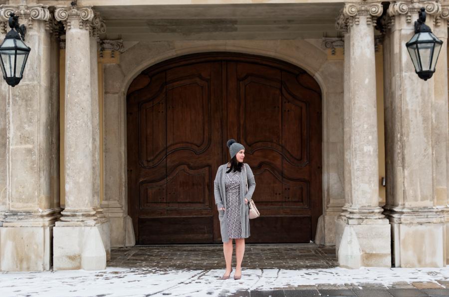 Mein Fashionliebling – die Strickweste <3