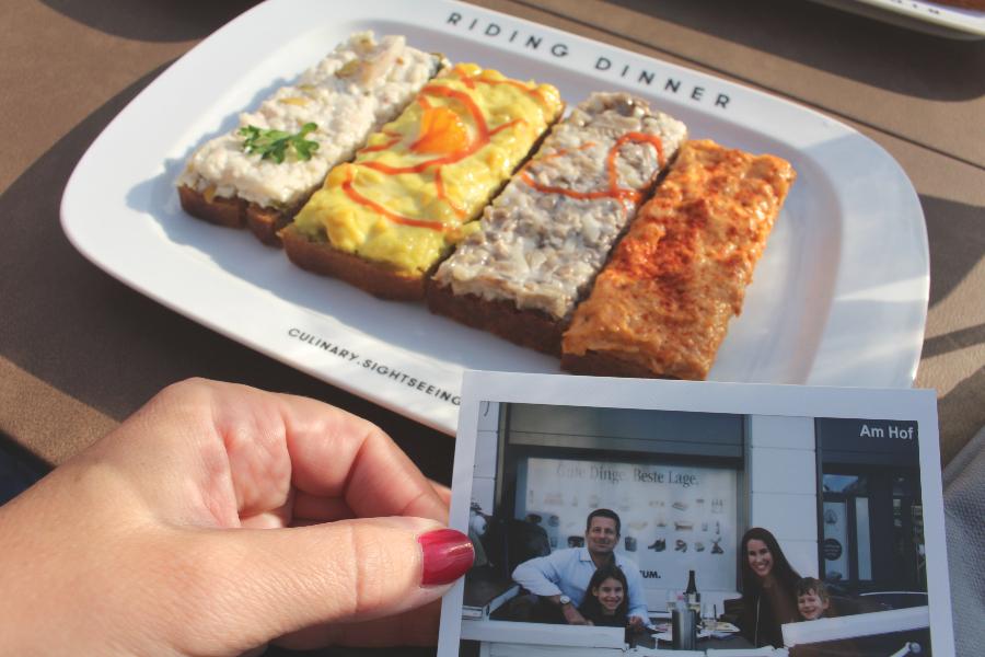 Riding Dinner … eine kulinarische Kutschenfahrt durch Wien