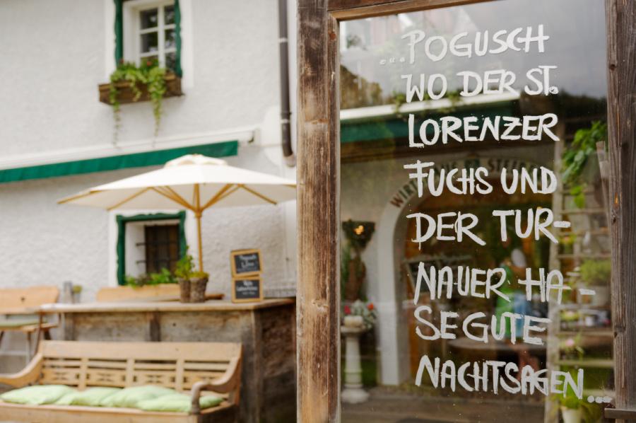 Gourmetküche im Wirtshaus? Willkommen am Pogusch <3!